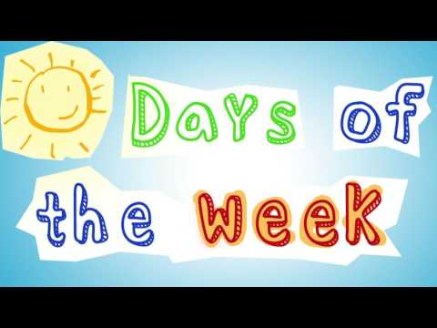 Days of the week - Adam's Family (Dr. Jean)