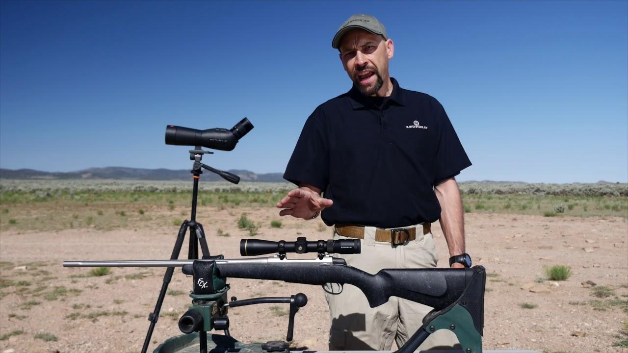 Leupold VX-R FireDot Riflescope-- Video Review