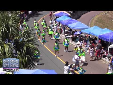 KAST Majorettes and Dancers In The Bermuda Day Parade, May 26 2014