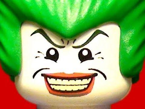 Lego Dark Knight - Joker Crashes Party