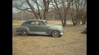 old car Plymouth vieilles autos 1946