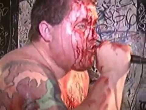 BARBARIC - BLOOD BATH - MEATLOCKER TV