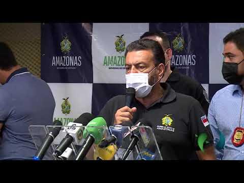 BOLETIM #2.1 -POLÍCIA CIVIL DO AMAZONAS PRENDE TRÊS HOMENS SUSPEITOS DOS ATAQUES EM MANAUS-  09.06
