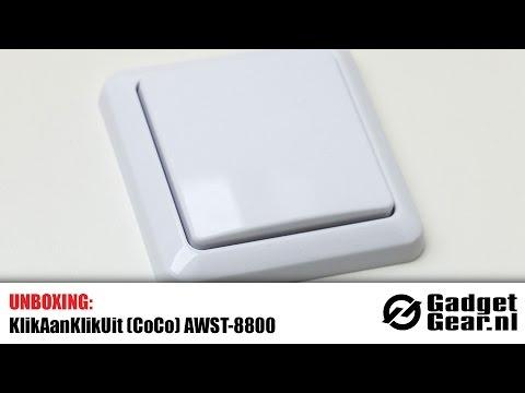 Unboxing: KlikAanKlikUit AWST-8800