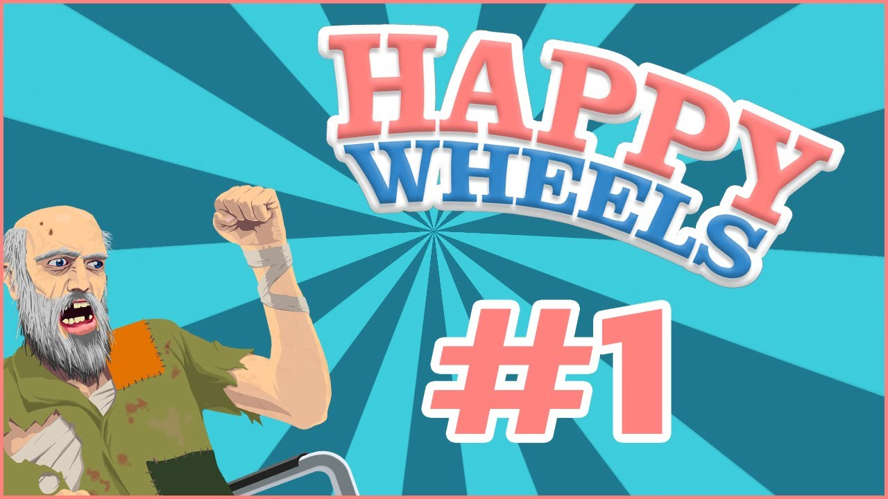 Happy Wheeks
