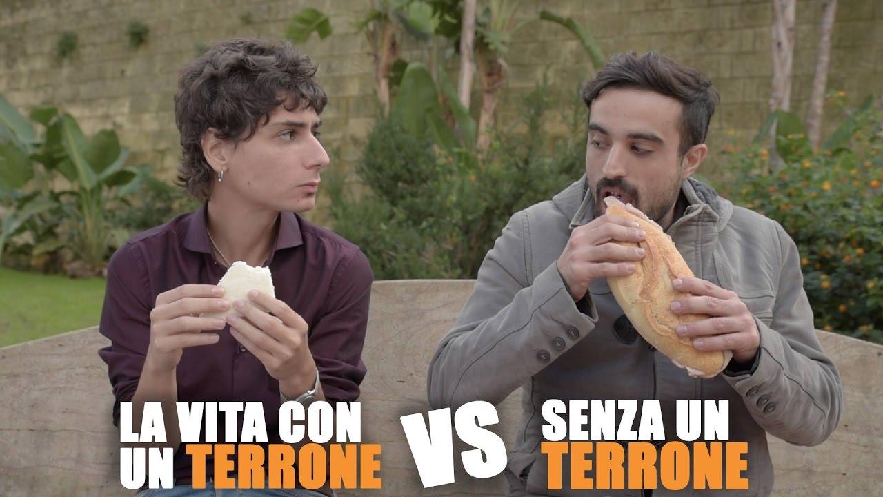 La vita CON UN TERRONE vs SENZA UN TERRONE  YouTube