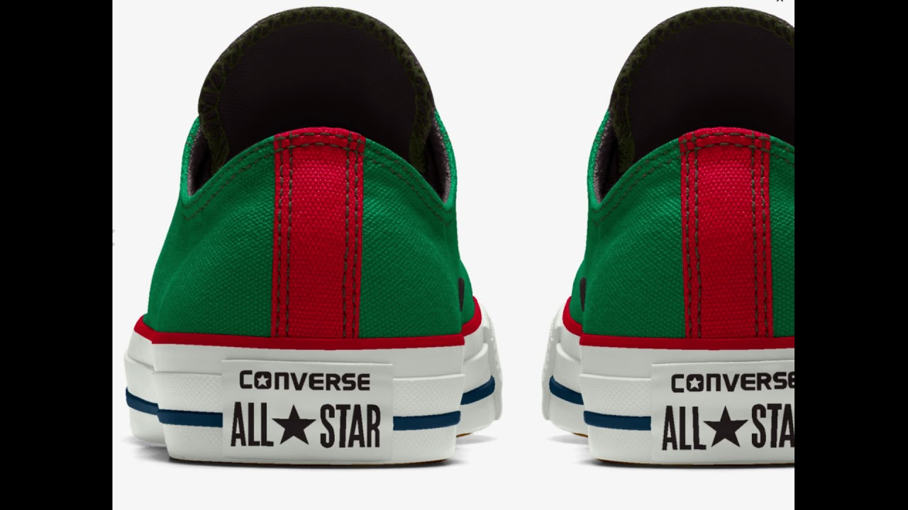 LADIES GUCCI x CONVERSE LIMITED EDITION