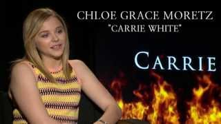 Carrie Interviews: Chloe Grace Moretz and Julianne Moore