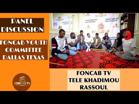 """""""XIBARU FONCAB"""" PANEL DISCUSSION OF THE FONCAB YOUTH COMMITTEE, DALLAS TEXAS PART 2"""