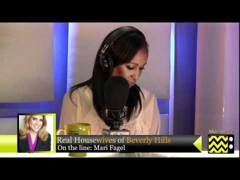Real Housewives of Beverly Hills After Show Season 2 Episode 19  AfterBuzz TV