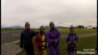 Skydive Vancouver |10000 feet HIGH|
