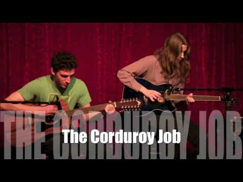 '''FLAGRANTS OF THE UNDER CITY'' - THE CORDUROY JOB @ Plymouth Coffee Bean, Nov 2016 open mic