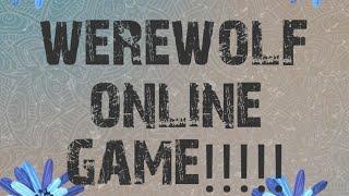 online werewolf game!!