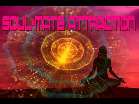 Soul-mate Attraction Frequency ♥ 💘 ♥Binaural Beat Attract Your Soul-mate! ♡ 💗 ♡