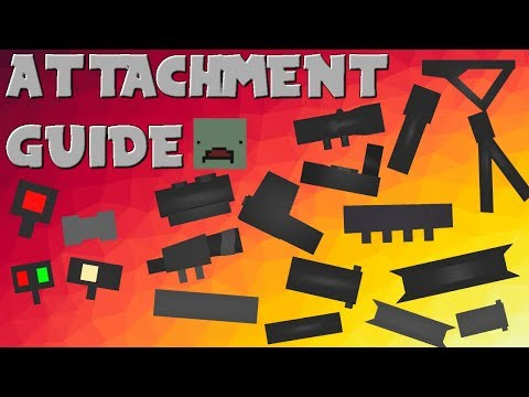 EVERYTHING YOU NEED TO KNOW ABOUT ATTACHMENTS! (UNTURNED)