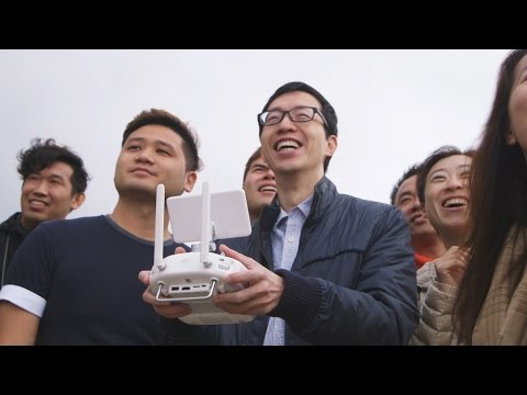 DJI – Hong Kong March 2017 Events Highlights