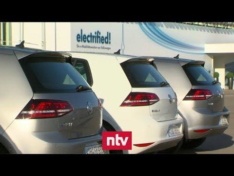 Volkswagen will eigene Batteriezellen produzieren | n-tv