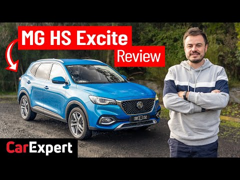 MG HS review 2020: Is made in China finally good? We review MG's mid-sized SUV.