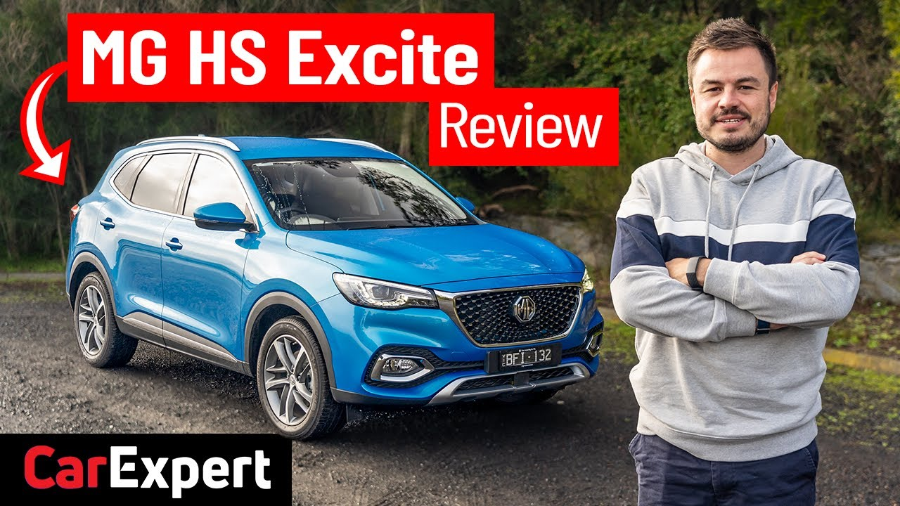 Download MG HS review 2020: Is made in China finally good? We review MG's mid-sized SUV.