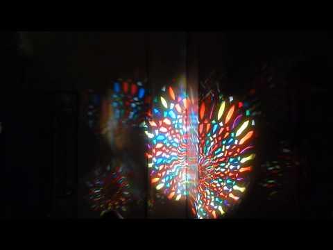 SWAROVSKI Crystal in Solar 250 Panoramic Rotator