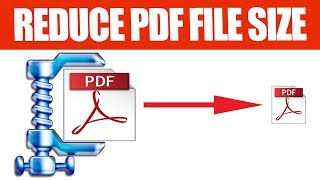 how to compress pdf file size free