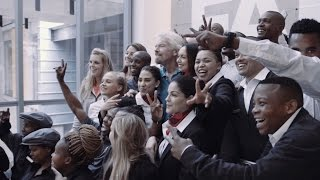 A Day In The Life: Richard Branson in South Africa