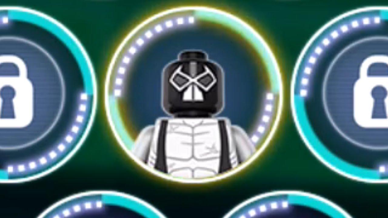 Lego Batman 3: Beyond Gotham (PS Vita/3DS/Mobile) Bane ...