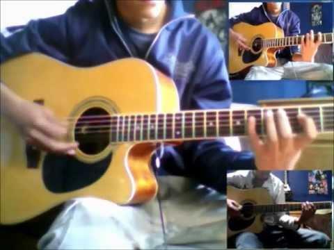 A Little Piece of Heaven-A7X- Acoustic Cover