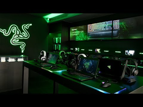Touch. Play. Stay. | RazerStore Hong Kong