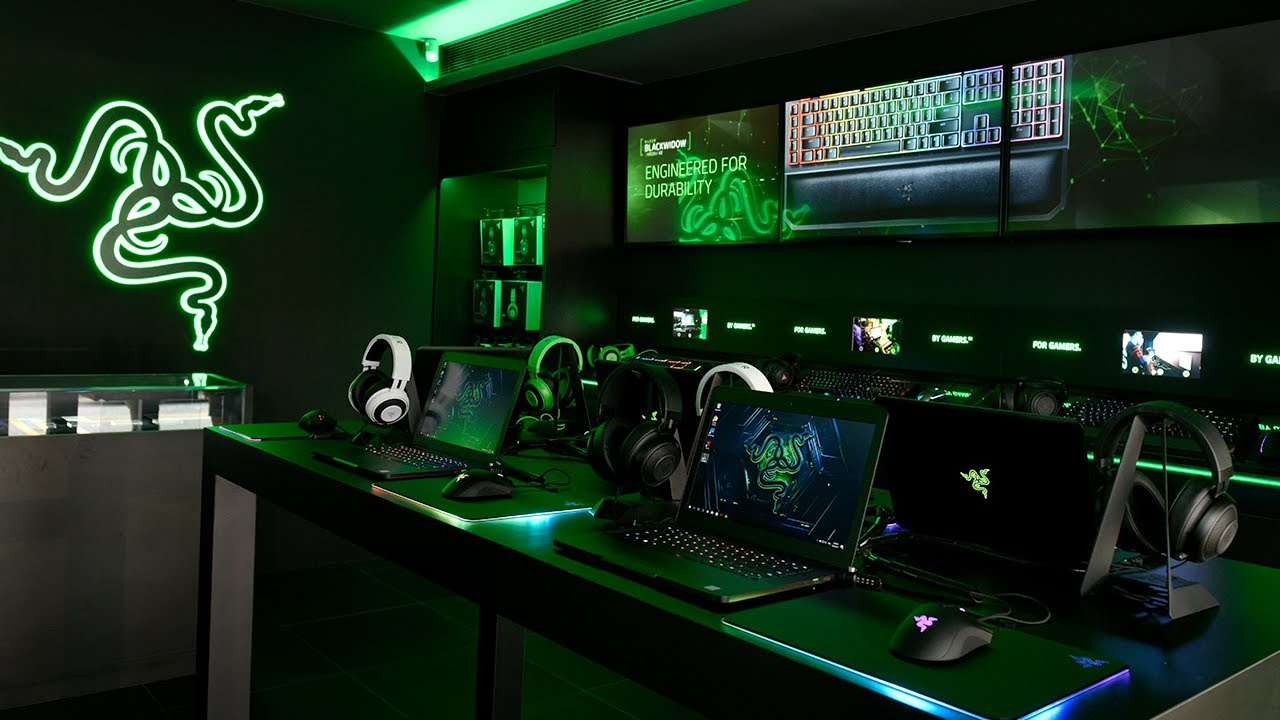 Touch Play Stay Razerstore Hong Kong Youtube