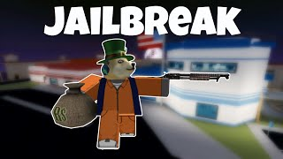 ROBLOX JAILBREAK IS A GREAT GAME (not clickbait)