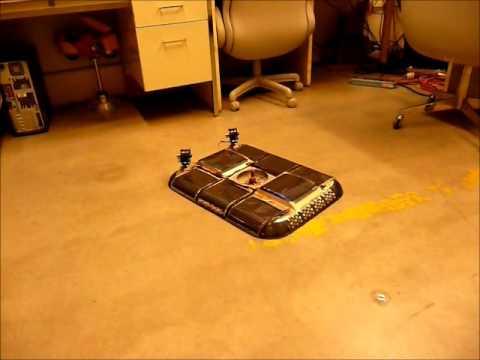 S.I.D. (Solar Innovated Drone) SDSU