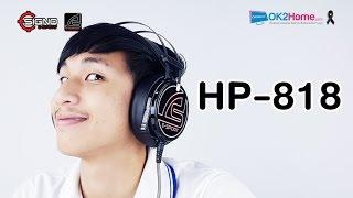 รีวิวหูฟัง SIGNO HP-818 นุ่มสบาย ไมค์ดังชัดแจ๋ว