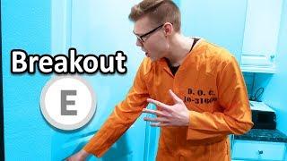 ROBLOX JAILBREAK IN REAL LIFE!!