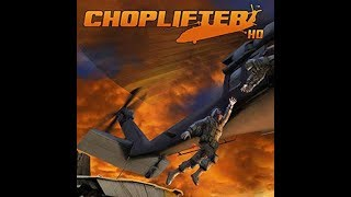 retro game night with He Bot: Choplifter HD