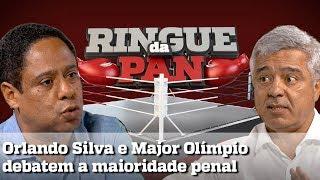 RINGUE DA PAN #6 - REDUÇÃO DA MAIORIDADE PENAL: SIM OU NÃO?