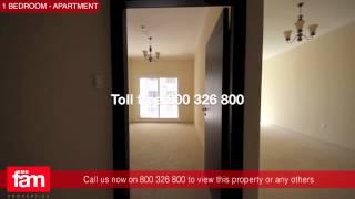 Queue Point - 1 Bed Apartment for Sale - Dubailand, Dubai (MAZAYA)