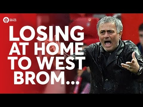 Losing at Home to Bottom of the League…