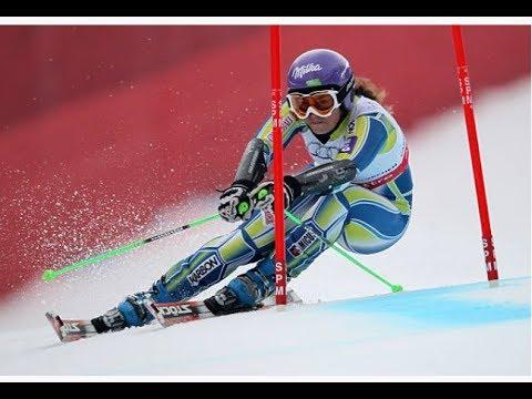 Tina Maze Giantslalom Gold (WCH Garmisch 2011)
