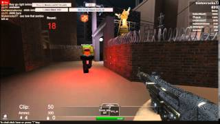 wall glitch on der riese on roblox and for xbox and ps3
