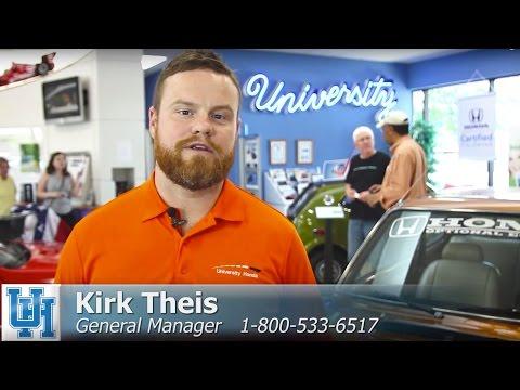 """Why Buy From Us?"" -  University Honda in Corvallis OR"