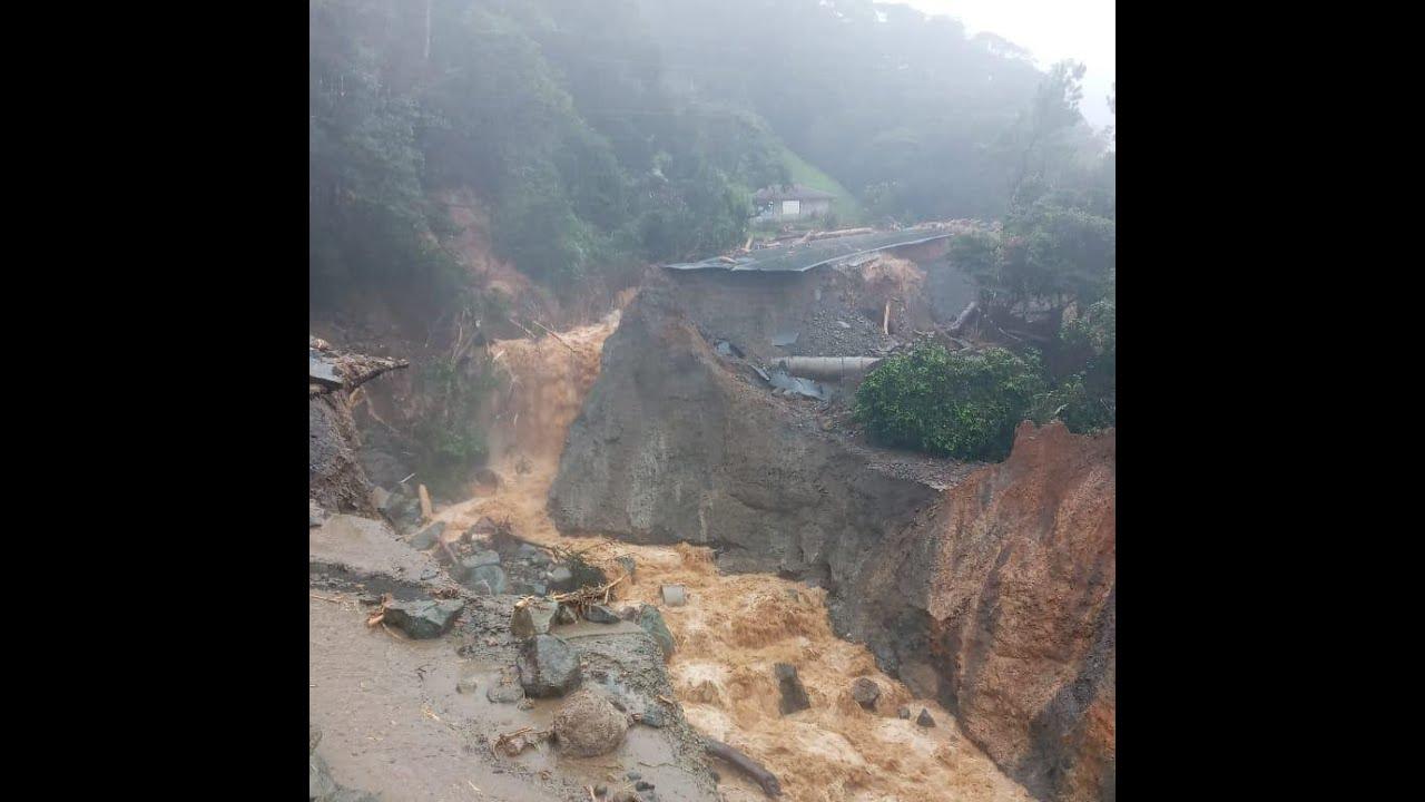 The End Time News Video Podcast -Tropical Storm ETA Panama