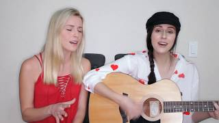"""Tequila"" cover (Dan + Shay) by Savvy & Mandy"