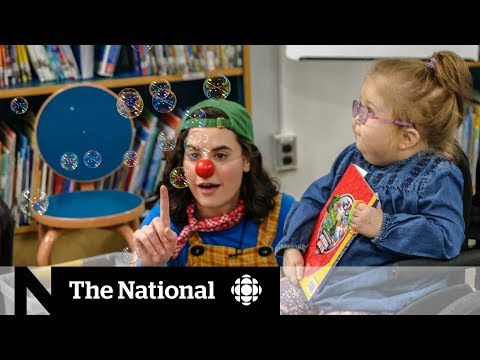 Therapeutic Clowns Bring Joy To Sick Kids In The Hospital