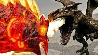 NEW PHOENIX vs DRAGON! - FULL RELEASE! Beast Battle Simulator Gameplay | Pungence