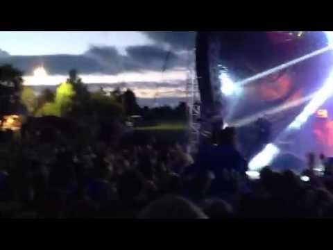 Currafest 2013 - DJ Fergal D'arcy