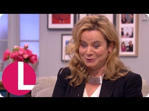 Emily Watson Couldn't Believe How Racy Her New TV Series Apple Tree Yard Was  Lorraine
