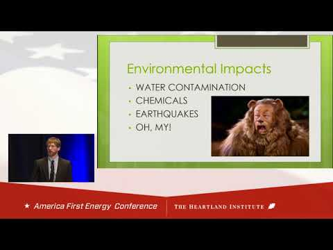 Isaac Orr, AFEC (Panel 3A: The Shale Oil and Gas Revolution)