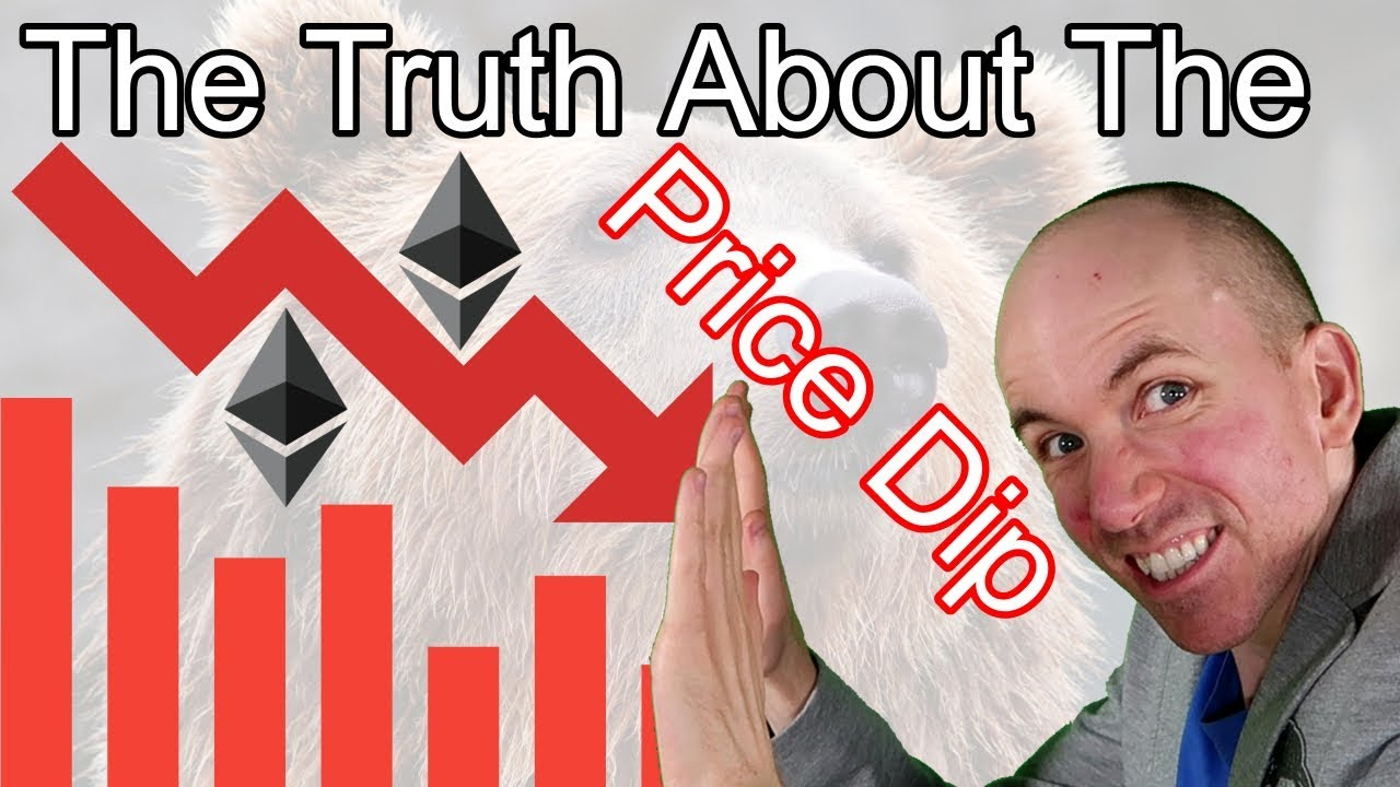 The Truth About The Latest Crypto Price Dip