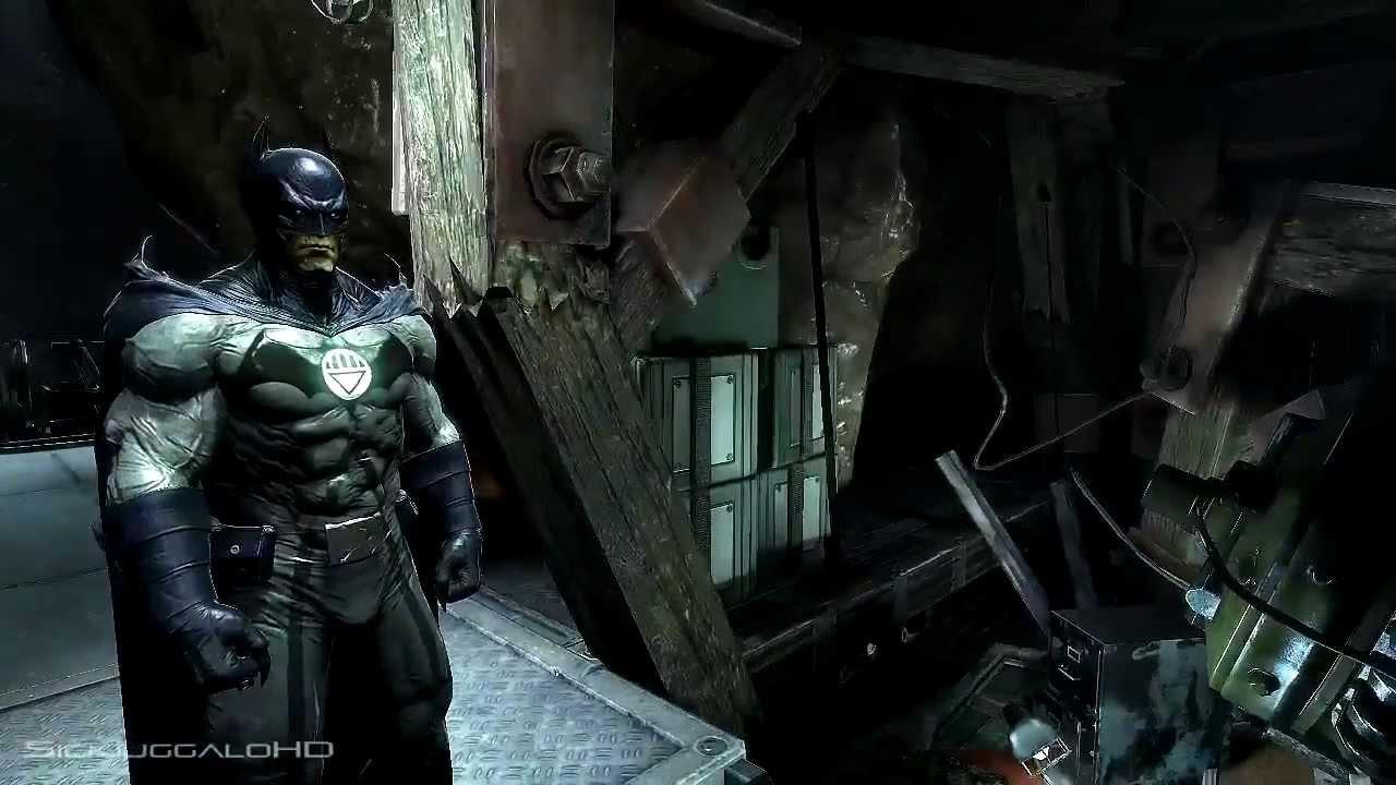 Batman Arkham Origins Batsuits Skins Noel : Gotham By ...